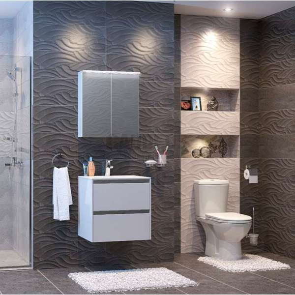 Комплект Style с мивка 55 см и Led осветление komp_triano_style