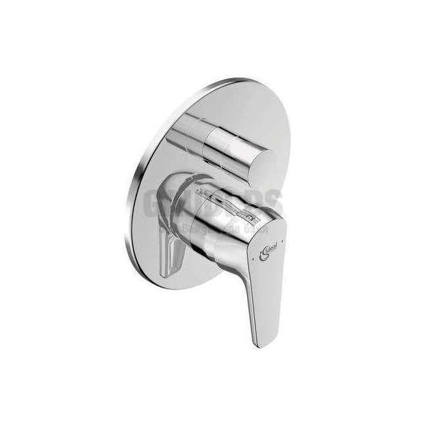 Ideal Standard - Tyria вграден смесител за вана/душ, хром A6934AA