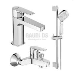 Ideal Standard - Esla 3 в 1, смесители мивка, вана/душ, ръчен душ 2