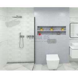 Плочки за баня Space Blanco and Gris 20x60 1
