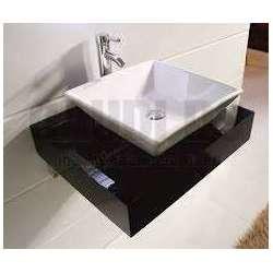Плот PVC 60 см за мивка, конзолен, черен gds_pvc_ICP6012B