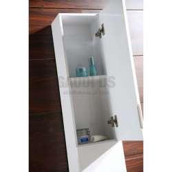Колона PVC бяла, конзолна 25х18х140 см 2