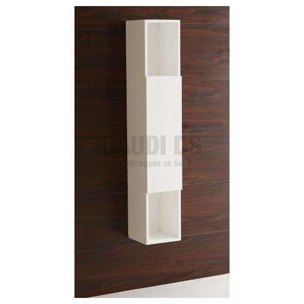 Колона PVC бяла, конзолна 22х22х130 см gds_pvc_ICP2213