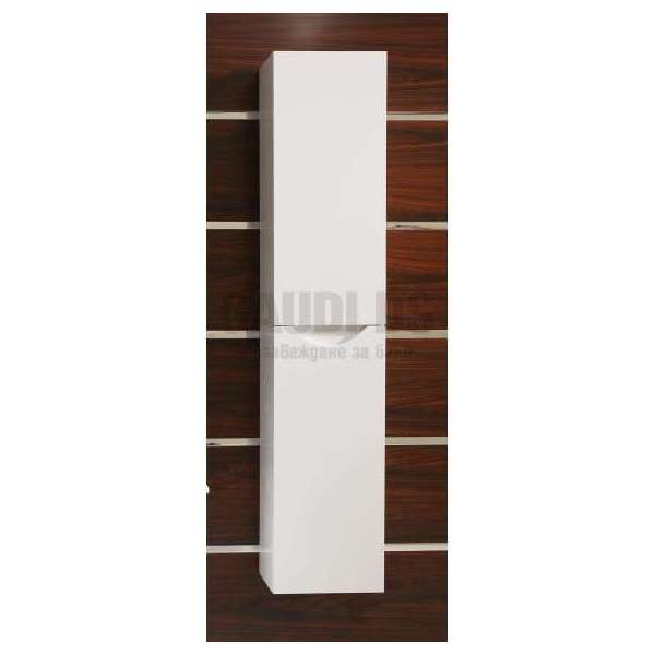 Колона Evan PVC бяла, конзолна 30х20х140 см gds_pvc_ICP2516W