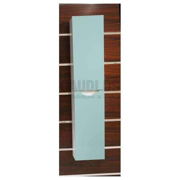 Колона Evan PVC конзолна 30х20х140 см, зелена gds_pvc_ICP2516G