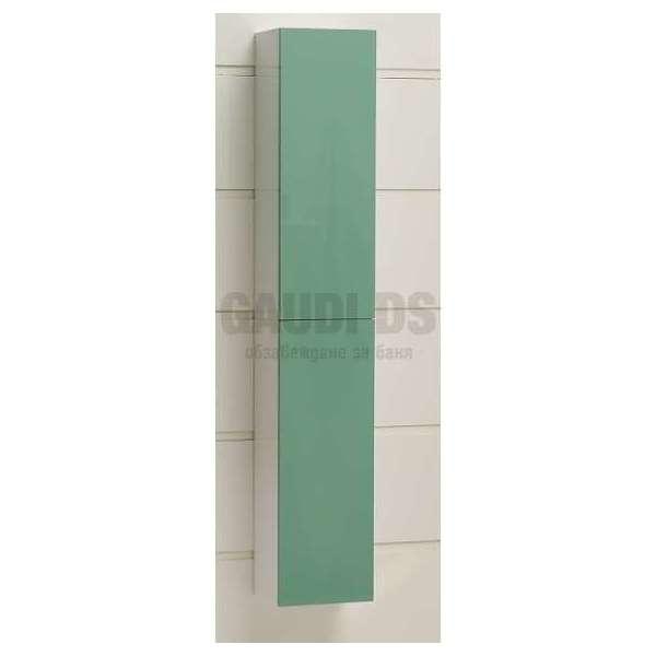 Колона PVC конзолна 25х18х140 см, зелена gds_pvc_ICP2518GREEN