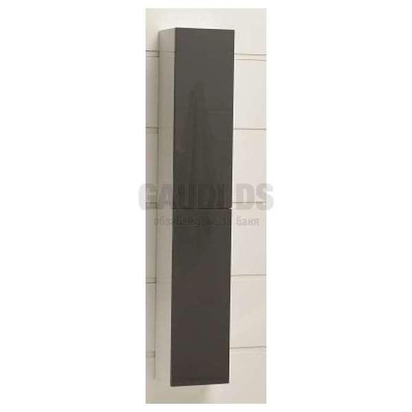 Колона PVC конзолна 25х18х140 см, сива gds_pvc_ICP2518GRAY