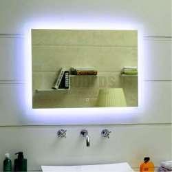 Огледало с LED осветление, touch screen 120х100 см gds_ICL1803