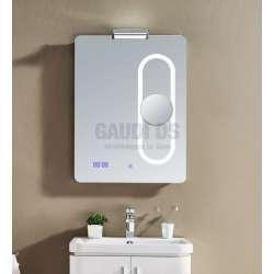 Огледало за баня с вградено LED осветление 60х82,5 см gds_ICL1715