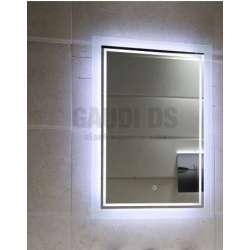 Огледало за баня с LED осветление, touch screen 50х120см gds_ICL1497