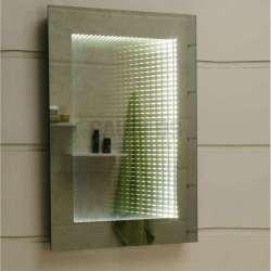 Огледало за баня с LED осветление, infinity touch screen 50х70см gds_ICL1718NEW