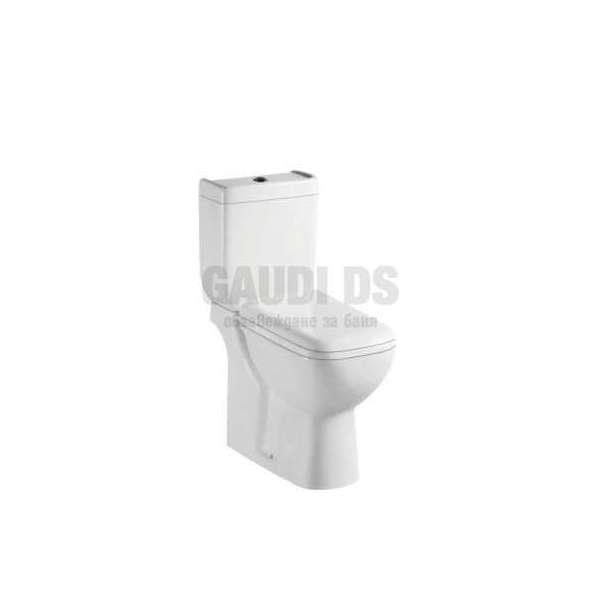 Порцеланов моноблок 67х36х85,5 см, бял gds_ICC 6736P