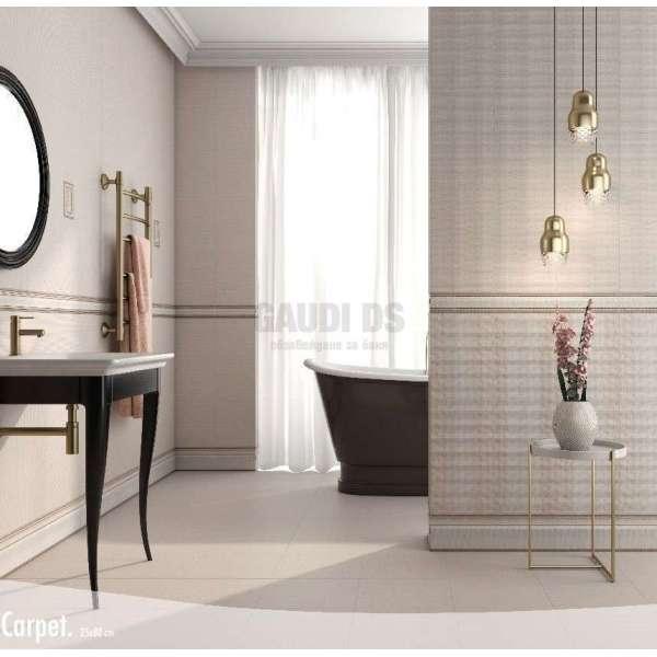 Плочки за баня Carpet 25x80 см pl_unicer_carpet