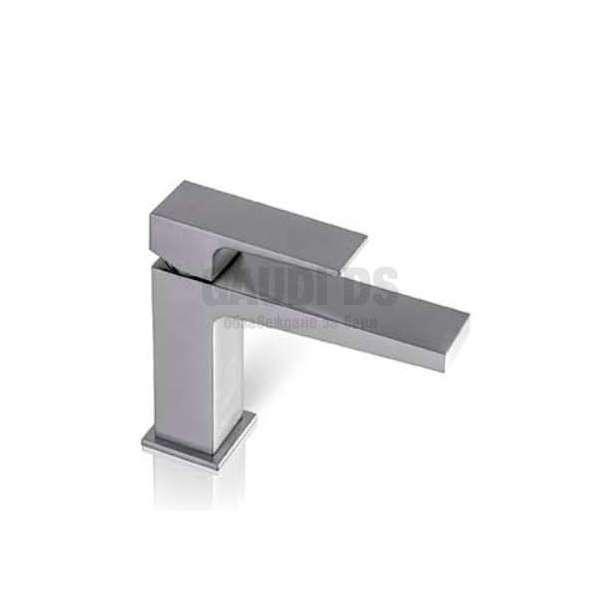 Alpi Una смесител за мивка, драскан никел UN 18176/S NK