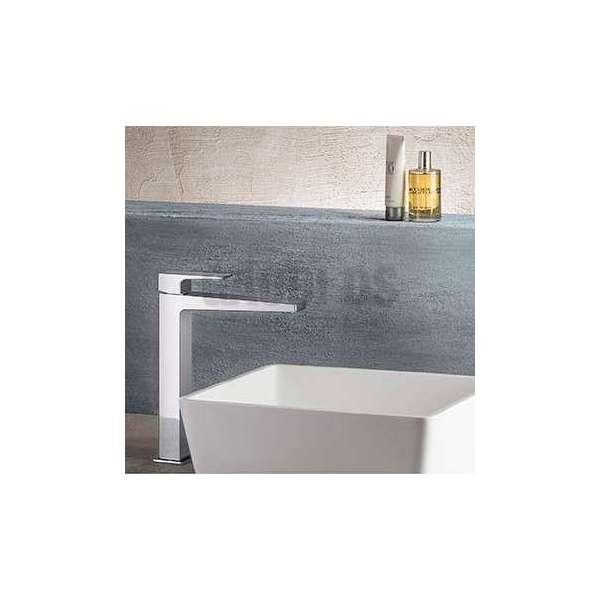 Alpi Una висок смесител за мивка, хром UN 18177/S CR
