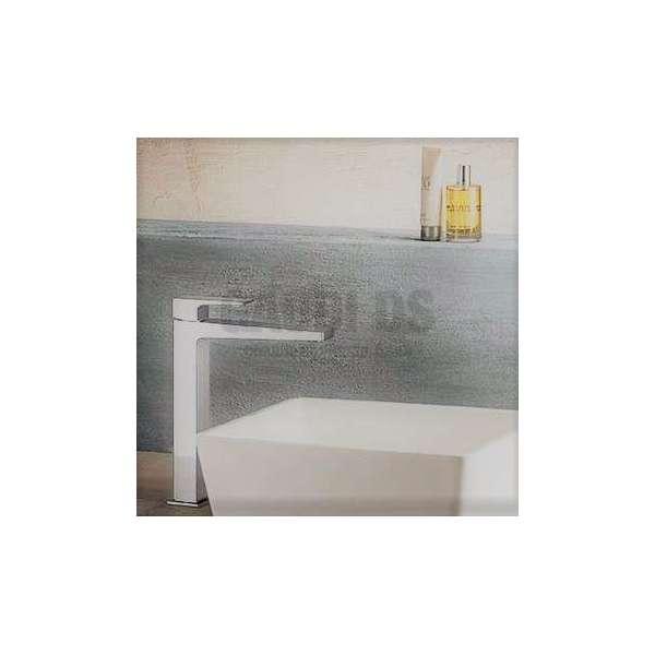 Alpi Una висок смесител за мивка, бял мат UN 18177/S BL