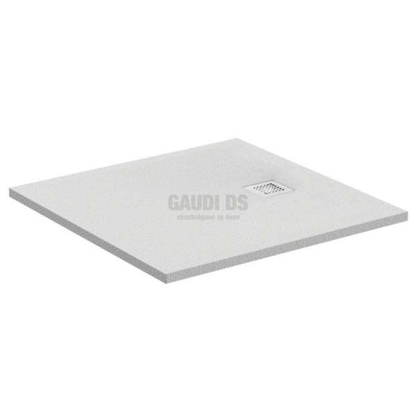 Ultra Flat S квадратно поддушово корито 90х90 см, бяло K8215FR