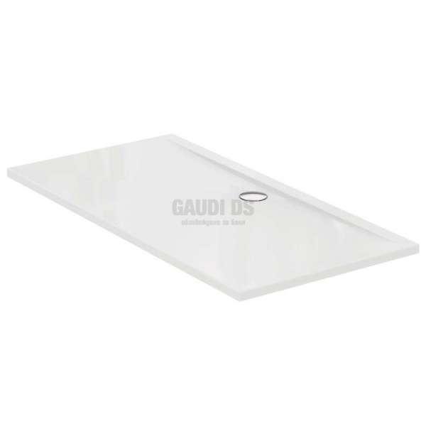 Ultra Flat акрилно правоъгълно поддушово корито 140х90 см, бяло K5186