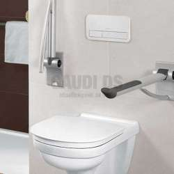 Villeroy & Boch ViConnect E200 WC бутон бял 2