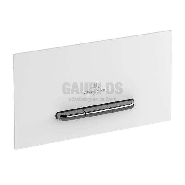 Villeroy & Boch ViConnect M300 WC бял стъклен активатор 922160RE