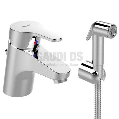 Vidima SevaNext стоящ за умивалник с хигиеничен душ