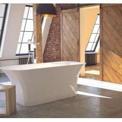 Besco Assos свободностояща вана 160x70 см