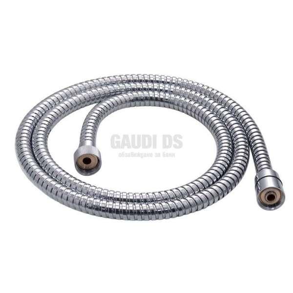 Gedy G-INOX 02 метален шлаух , 150см функция против усукване GYFX10102