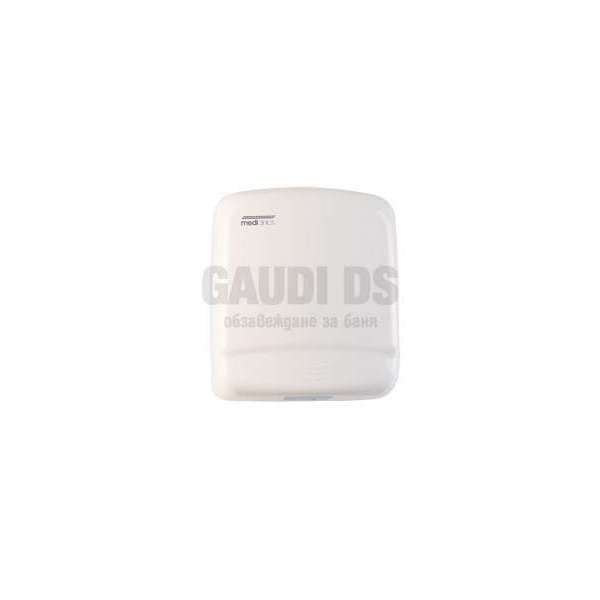 Сешоар за ръце Optima с фотоклетка, цвят бял M99A