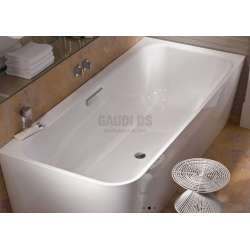 BetteArt V правоъгълна, свободностояща вана до стена 185х80 см
