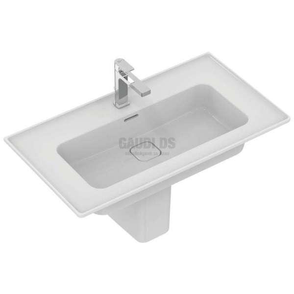 Ideal Standard Strada II 84 см мивка за вграждане в мебел T3003