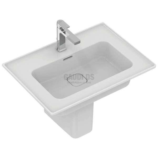 Ideal Standard Strada II 64 см мивка за вграждане в мебел T2991