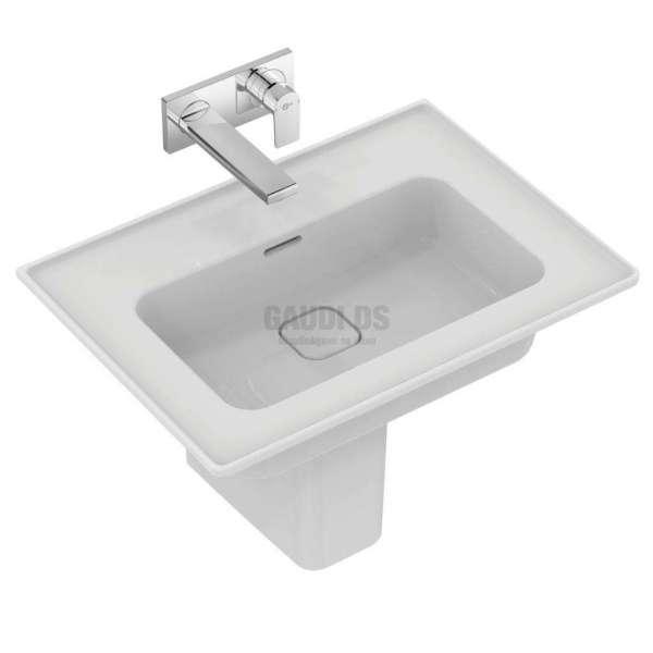 Ideal Standard Strada II 64 см мивка за вграждане в мебел без отвор за смесител T3633