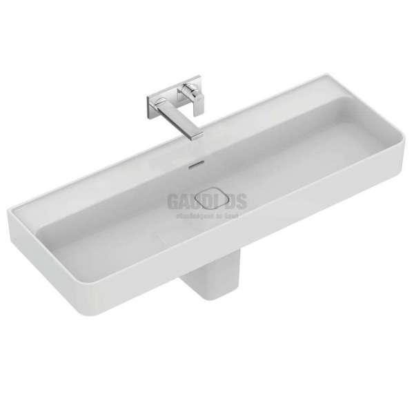 Ideal Standard Strada II 120 см мивка без отвор за смесител T3641
