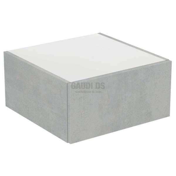 Ideal Standrd Adapto допълнителен модул 50 см, сив камък U8421FX