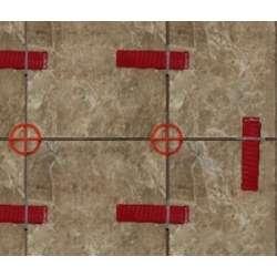 Alfaplast 3-D Т-образно кръстче 1,5 мм 2