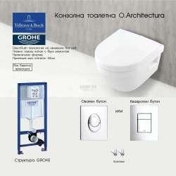 Промо пакет Grohe + V&B O.Architectura grohe_o.architectura