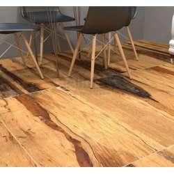 Гранитогрес имитация на дърво Burning Wood 60x120