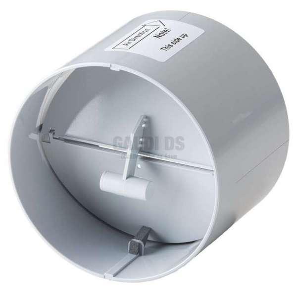 Възвратна клапа за вентилатор за баня Ø100 pax100