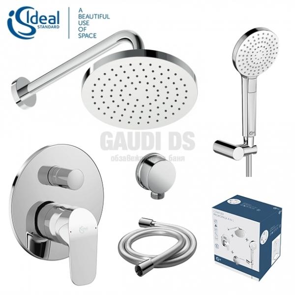 Промо Ideal Standard Ceraflex 3 в 1 за вграждане BC447AA
