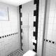 Metro 10x20 плочки за баня и кухня - бял, сив, черен цвят 4 seramiksan_metro_10x20