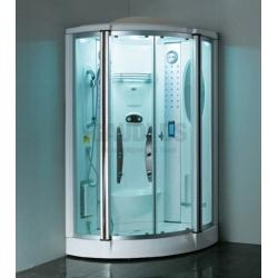 Парна хидромасажна душ кабина 114х114 MY-2244