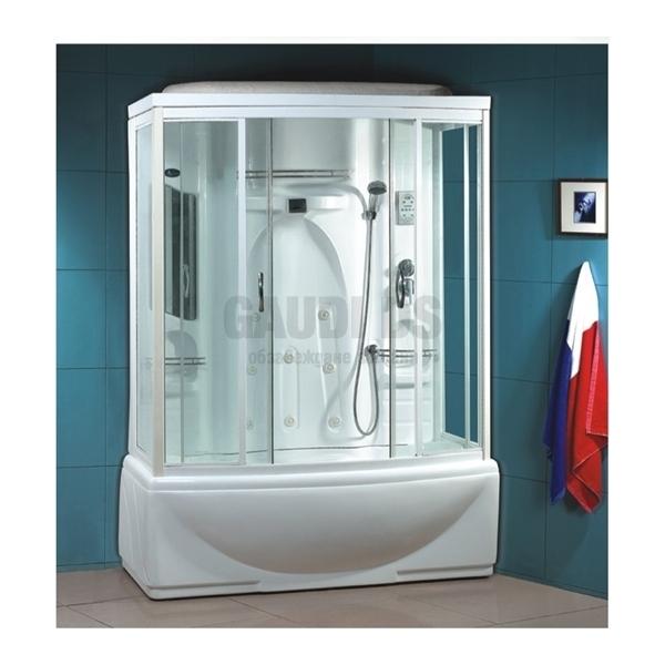 Парна хидромасажна душ кабина 151х86, дълбоко корито my_2502