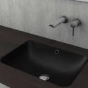 Bocchi Taormina Pro 55см умивалник под плот черен мат