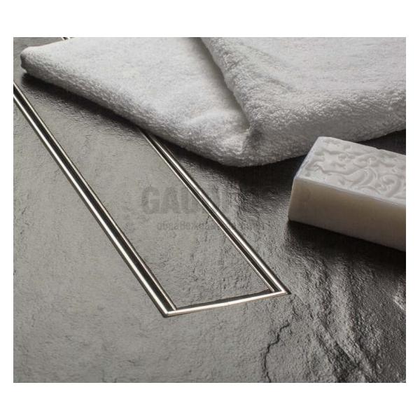 MCH Tile линеен сифон 65 см за плочка CH 650/50 K_pl