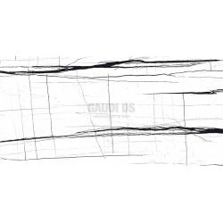 Sahara Noir White Full Lappato 60x120 2k