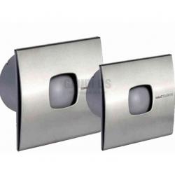 Cata SILENTIS Low Noise 10 вентилатор за баня, инокс