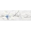 Stone Flowers Ibserto Grey 25x75