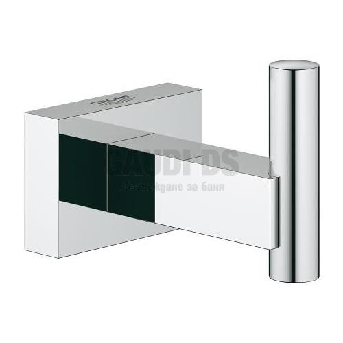 Закачалка за хавлия Grohe Essentials Cube, единична