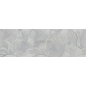Flower Cemento Light Grey Inserto 24x74