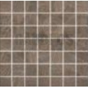 Soul Brown Wood Mosaic 25x25